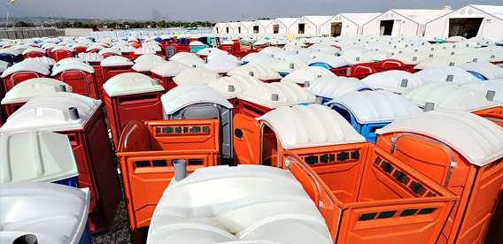 Champion Portable Toilets in Ballwin,  MO